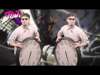 ITS TIME TO STOP - JOJO'S BIZARRE ADVENTURE (JJBW)