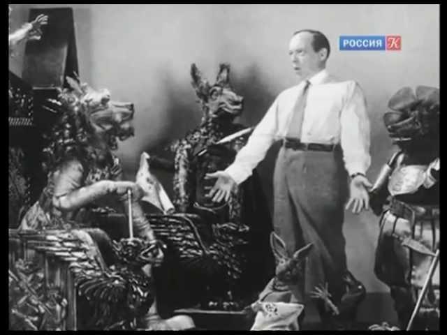 История анимации 10 Владислав Старевич часть 2