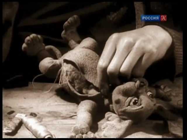 История анимации 09 Владислав Старевич часть 1