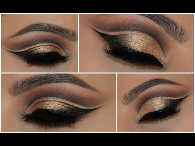 Dress Your Face Inspired Double Cut Crease