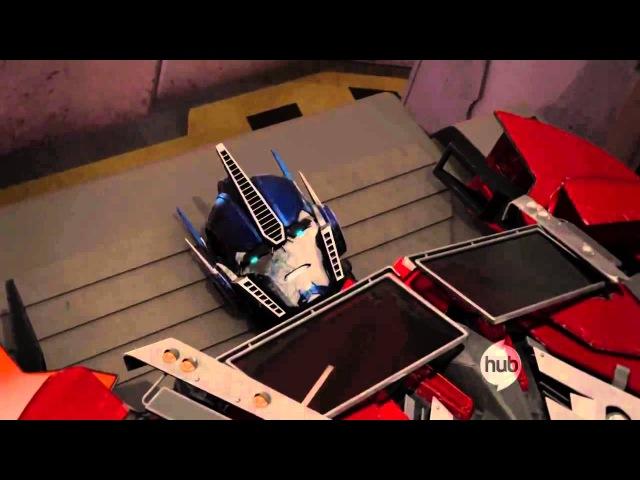 Transformers Prime Series Autobots AMV Still Waiting