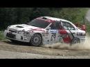 Mitsubishi Lancer Evo IV Rally Group A - Starts, Anti-Lag, Accelerations More