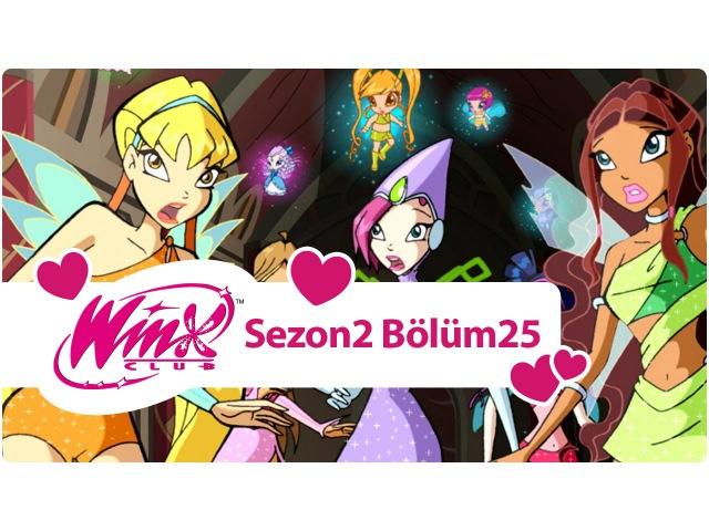 Winx Club - Sezon 2 Bölüm 25 - Düşmanla Karşı Karşıya