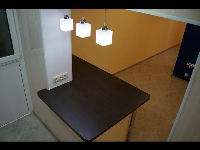 Обзор 2х комнатной квартиры.Супер Сервис