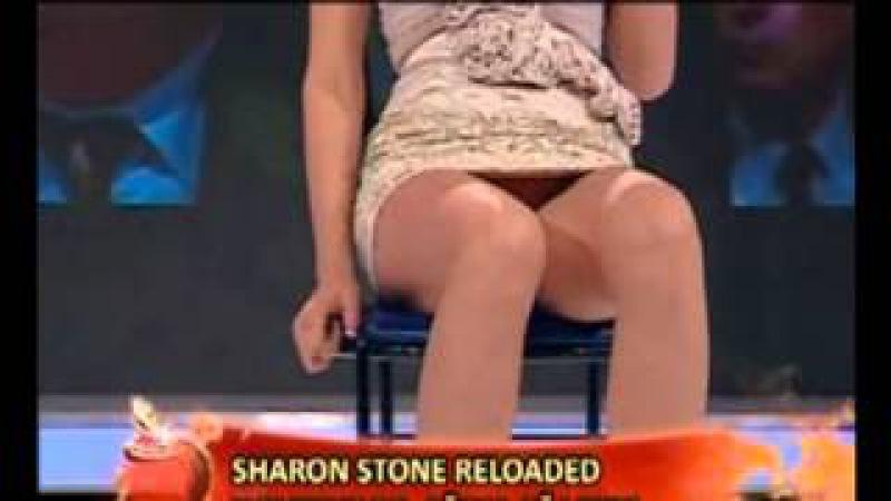 Sharon Stone de Romania (Ana Vaida) -Un show pacatos