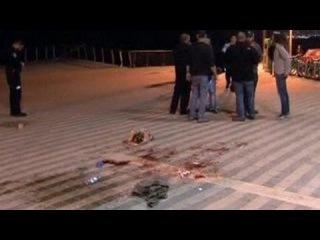 В Израиле палестинец зарезал одного и ранил девять человек