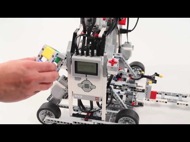 LEGO® MINDSTORMS® Education EV3 Spinning Top Factory