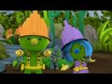 Мультики для детей - Дузеры / Doozers - Флекс художник - Серия 22