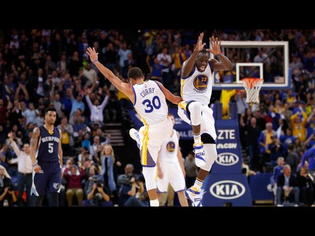 Warriors Beat Memphis 119-69