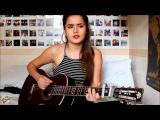 Акустический кавер на Taylor Swift - Wildest Dreams (исполнитель Jodie Mellor)
