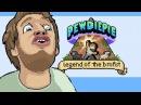 Pew Die Pie: Legends of Brofist - Очаровательная аркада - Рекомнедую