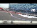 Старт и Авария на Формула 1 в Сочи