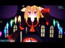 【Touhou MMD】Happy Halloween【Flandre Scarlet】