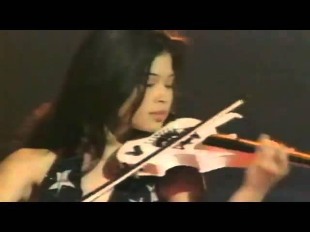 Scorpions Vanessa Mae - Still loving you ( am nhac cuoc song )