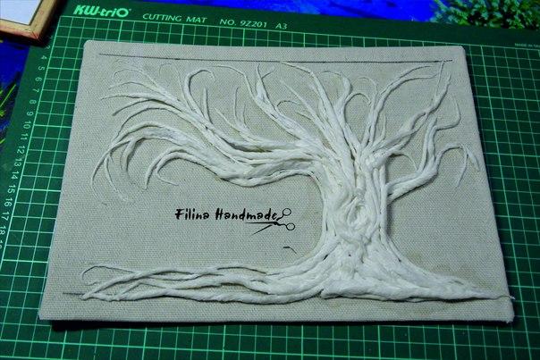 Денежное дерево своими руками картины - Ross-plast.ru
