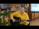 литературно-музыкальная композиция «Владимир Высоцкий: жизнь, легенда, судьба» выступает О. Банников