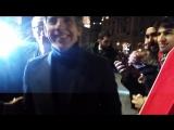 Премьера фильма! Образцовый самец 2, красный ковер в Риме Бен Стиллер... Незабываемо.
