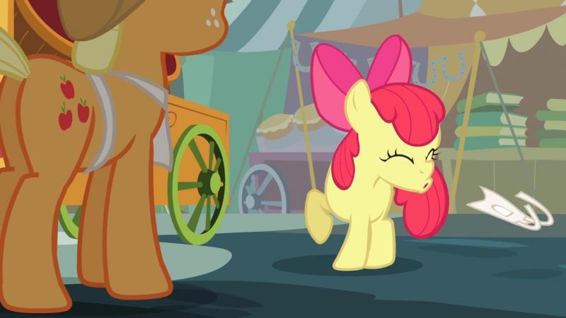My Little Pony - Sezon 1-odcinek 12 - Znaczkowa Liga