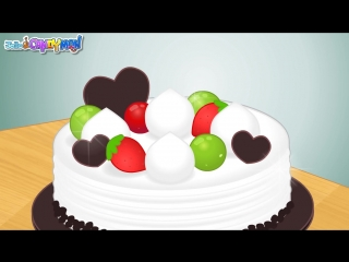 Happy Birthday to You - Happy Birthday Song (Traditional) - Kids Song