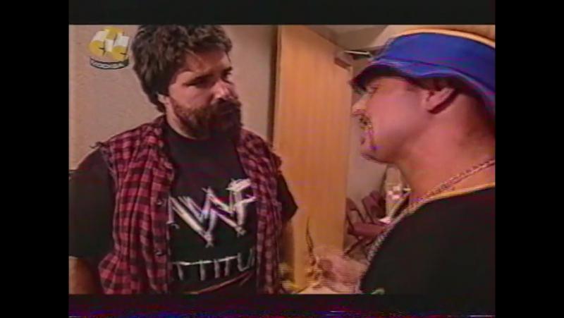 SmackDown (Канал СТС) 12.10.2000