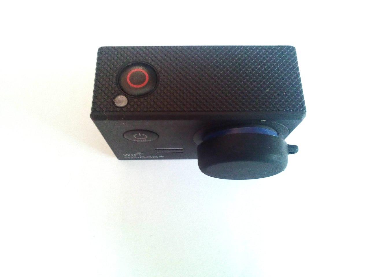 GearBest: Силиконовая крышка на объектив Сяоми камеры