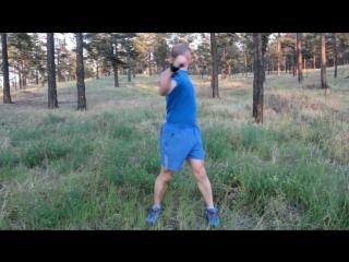 Видеоурок Скандинавская ходьба (Nordic Walking)