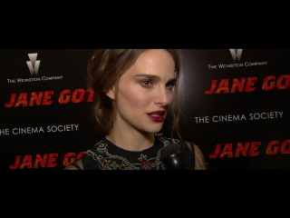 Натали Портман интервью перед премьеров