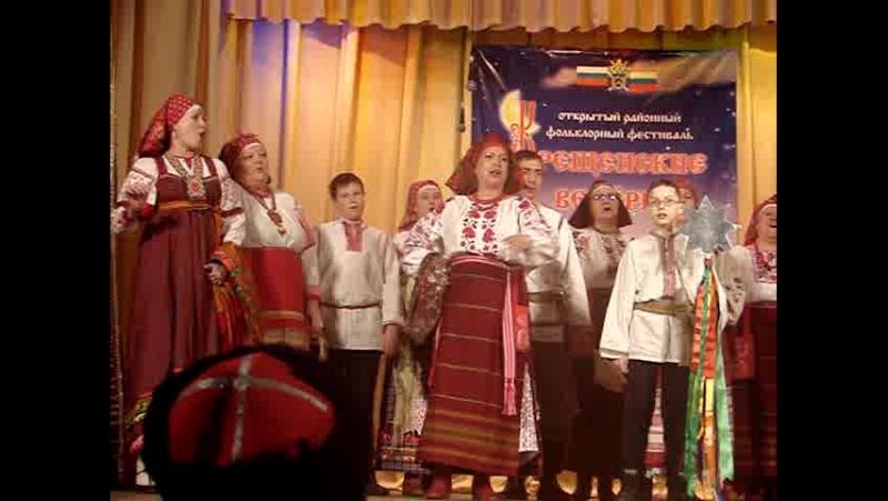 ЦТРК Параскева Пятница, нар.песня Зимушка