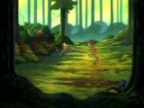 Страна Троллей 18 серия из 26 / Troll Tales Episode 18 (2003) Кошмар Хольдры