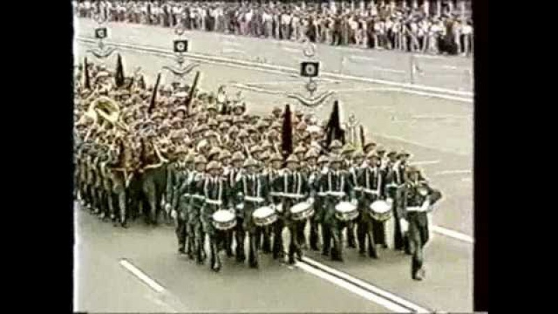 Popular Prussian Military Parade March - Yorckscher .