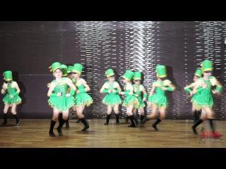 БиZone Dance Festival - Эстрадная хореография - группа Пуговки (студия Focus - Алматы)