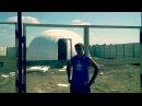 Стройка купола из пенопласта 8м диаметром