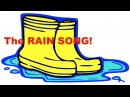 English Nursery Rhymes Children's Songs for kids - The RAIN SONG!