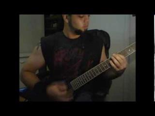 Achraf Loudiy from Aeternam playing The Coronation of Seth