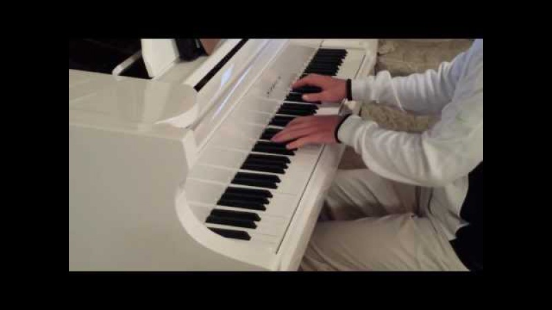 Crowded House - Don't Dream It's Over (NEW PIANO V