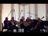 ФРАНК Фортепианный квинтет (Святослав Рихтер, Квартет им. Бородина, 1986)