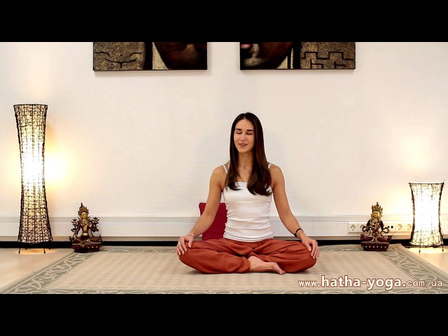 Утренняя йога. Медитация
