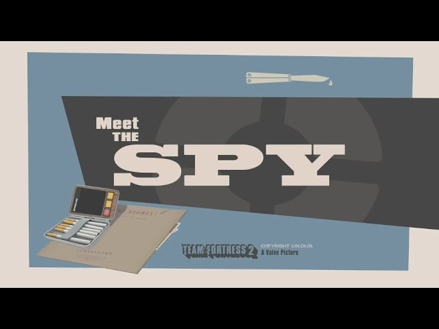 Team Fortress 2 Meet the MLG Spy weed brothas episode 1