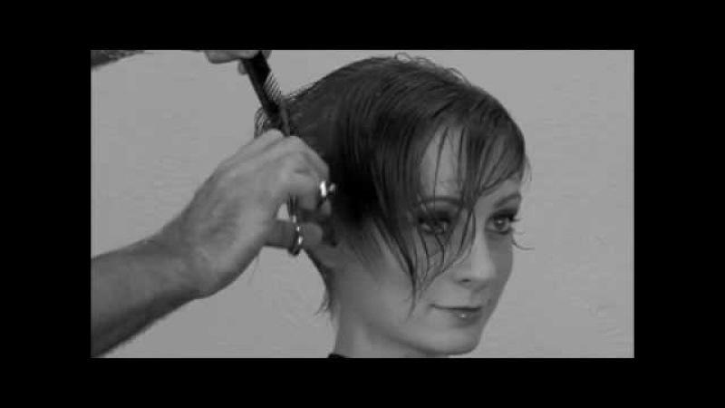 Pixie Hair Cut (Part 1) by Ardem Keshishian in Dallas