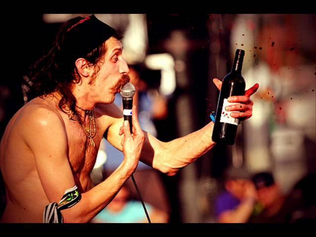 Gogol Bordello Alcohol