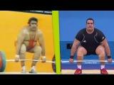 Olympic Weightlifting Champions 1976-2012. Super Heavyweight  Олимпийские Чемпионы Тяжелая Атлетика