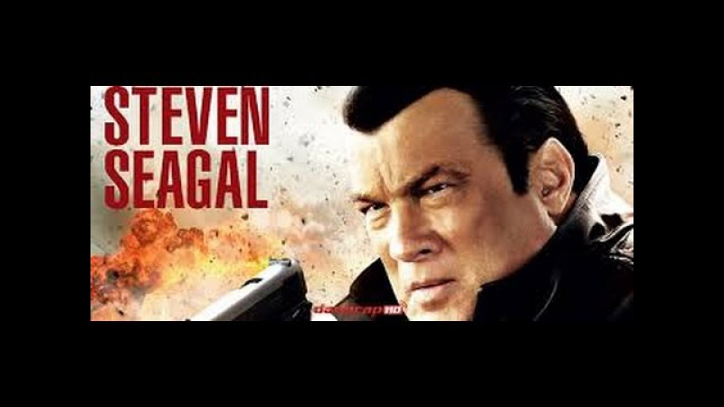 Steven Seagal ❀True Justice Blood Alley 2012