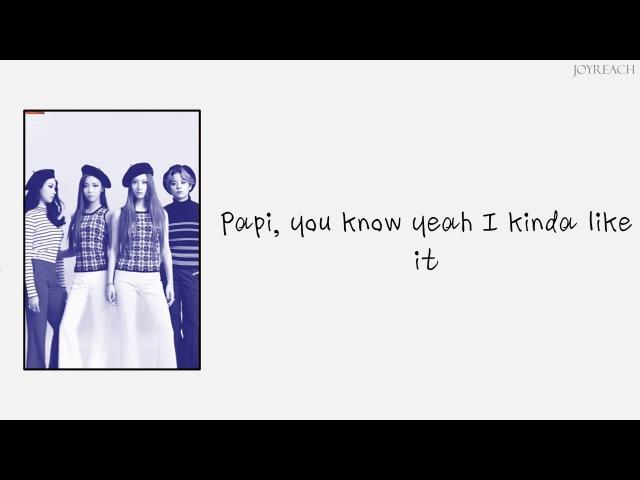 F(x) 에프엑스 - Papi [HAN|ROM|ENG Color Coded Lyrics]