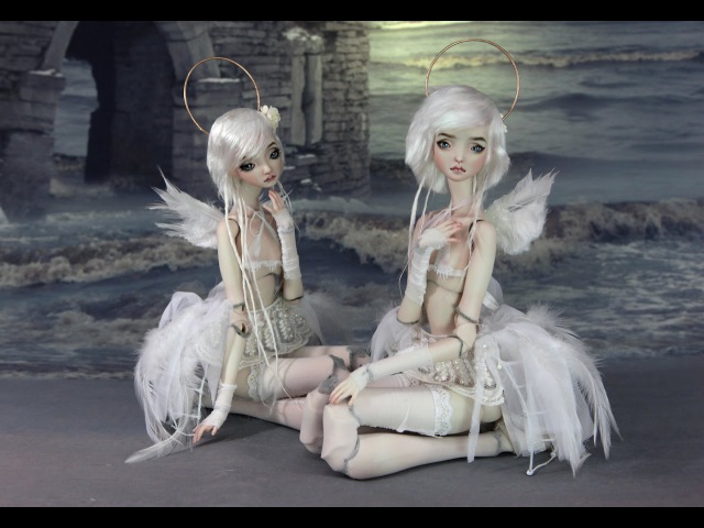 Best of 2014 Forgotten Hearts Porcelain BJD Dolls