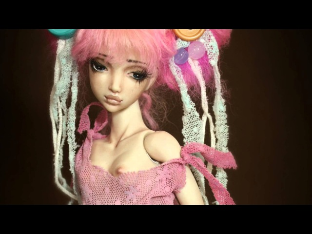 One Of A Kind Porcelain Bjd Ball Jointed Dolls By Forgotten Hearts