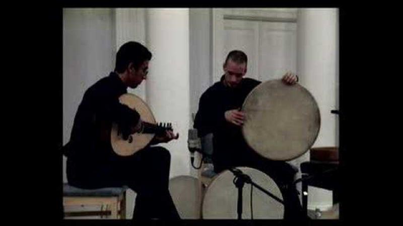Ahmad Al Khatib - oud David Kuckhermann - frame drum