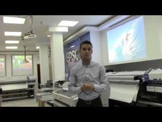 Демо-зал Epson, домашние и офисные проекторы
