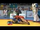 World Sambo championship 2015 Woomen, Guedez Maria VS Aigul Baikulova 48 Kg