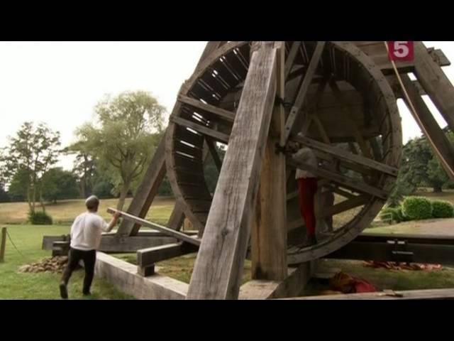 Древние открытия. Мегамашины.