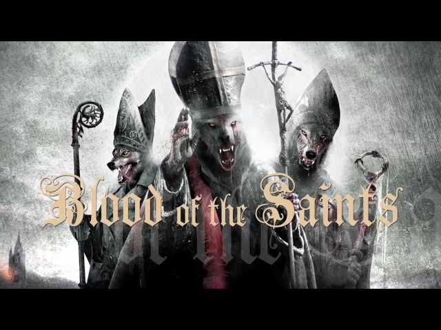 Powerwolf Sanctified With Dynamite (OFFICIAL)